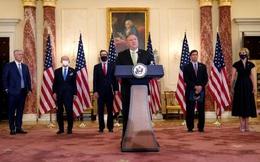 """Mỹ trút """"mưa trừng phạt"""" xuống Iran, tổng thống Venezuela cũng có tên"""