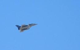 Ấn Độ thử máy bay chiến đấu mới ở gần biên giới