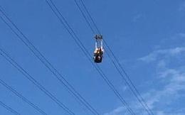 Quay video quảng cáo đu dây mạo hiểm, người phụ nữ rơi từ trên cao xuống tử vong, khoảnh khắc cuối cùng của nạn nhân gây ám ảnh