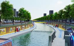 Chủ tịch JVE: Dự án 'Công viên lịch sử văn hóa tâm linh Tô Lịch' không phải để làm giàu