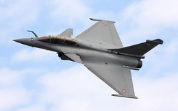 Ấn Độ thử nghiệm chiến đấu cơ Rafale gần biên giới Trung Quốc