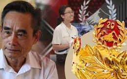 Gặp người chế tác vòng nguyệt quế thếp vàng bốn số 9 dành riêng cho Quán quân Olympia 2020: 'Giá trị chiếc vòng nhỏ thôi nhưng là cả tấm lòng của tôi và gia đình'