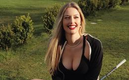 Nhan sắc hút hồn của nữ golf thủ trẻ tài năng người Anh