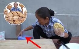 """Chưa hết """"hoảng hồn"""" với món bánh tiêu phiên bản """"kinh dị"""" của Bà Tân Vlog, dân mạng lại phát hiện thêm sự cố mất vệ sinh"""