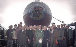 """Hé lộ bí mật về các tàu ngầm """"hổ báo"""" nhất thuộc """"Sư đoàn mãnh thú"""" của Hải quân Nga"""