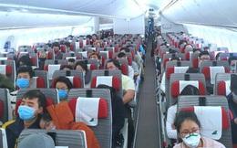 Đưa gần 270 công dân Việt Nam từ Úc và New Zealand về Cần Thơ