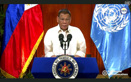 Tổng thống Duterte nêu phán quyết biển Đông trước LHQ, thách thức trực diện Trung Quốc