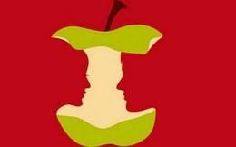 Chàng trai, cô gái hay quả táo cắn dở? Hình ảnh thu hút nhất sẽ tiết lộ ưu điểm đáng khen ngợi ở bạn