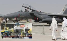 """Chốt xong đơn hàng F-35 với Mỹ, UAE sẽ chuyển F-16 đến tay """"kẻ thù truyền kiếp"""" của Thổ?"""