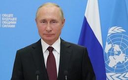 """""""Thông điệp ẩn"""" trong bài phát biểu của ông Putin tại Đại hội đồng LHQ"""