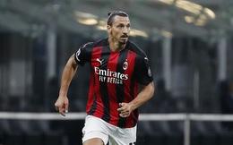 Ibrahimovic nhiễm Covid-19 ngay trước thềm cuộc chiến quan trọng của AC Milan