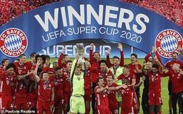 Ngược dòng trước Sevilla, Bayern lần thứ 2 giành siêu cúp châu Âu