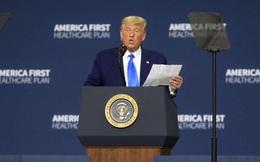 """Ông Trump ban hành 2 đạo luật chăm sóc sức khỏe mới – """"quân cờ"""" trước thềm bầu cử?"""