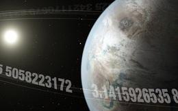 'Trái Đất Pi' ma quái hiện hình từ 20 vết lõm ánh sáng