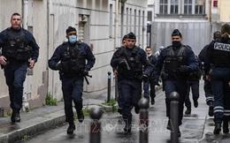 Cảnh sát bắt giữ một nghi phạmvụ tấn công bằng dao ở Pháp