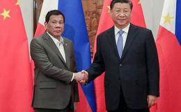 """Trung Quốc muốn Philippines để phán quyết về biển Đông """"ngủ yên"""""""