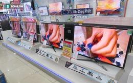Hàng loạt TV 75 inch hạng sang bất ngờ giảm giá tới 50%