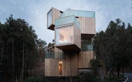 Nhìn ngắm 8 tuyệt tác kiến trúc chơi vơi nơi cảnh vắng