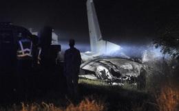 Máy bay quân sự Ukraine hỏng động cơ, 25 người chết