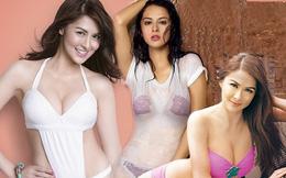 Mê mẩn trước vóc dáng quá đỗi gợi cảm thời con gái của 'mỹ nhân đẹp nhất Philippines'
