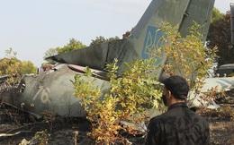 Lời kể của người duy nhất sống sót trong vụ rơi máy bay quân sự Ukraine