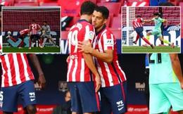 """Diego Costa muốn cùng Luis Suarez tạo nên cặp tiền đạo """"vừa đá, vừa cắn"""""""