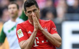 'Chấp' Lewandowski, Bayern Munich trả giá cực đắt