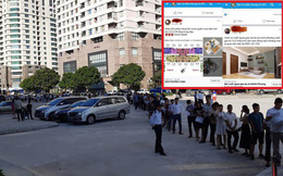 Rầm rộ rao bán quyền được mua căn hộ NƠXH ở Hà Nội