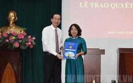 Bà Mai Thị Hồng Hoa làm Phó Chủ tịch UBND quận 1