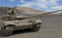 Ấn Độ đưa xe tăng chịu được -40 độ C đến biên giới với Trung Quốc