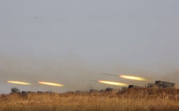 Choáng ngợp với cảnh Tornado-G bắn 500 quả rocket trong 20 giây