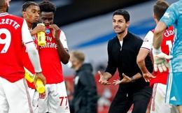 Arsenal thua ngược Liverpool, HLV Arteta thừa nhận sự thật