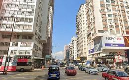 Hồng Kông: Cướp 645.000 USD giữa ban ngày, tiền bay khắp phố