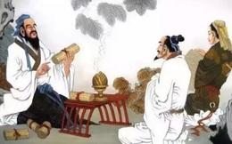 Vứt đi thì tiếc nên người ngư dân đem con cá ế tặng cho Khổng Tử, phản ứng của Khổng Tử khiến các đệ tử sửng sốt