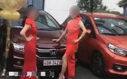 """Khoe bán hàng được tặng ô tô, cô gái bị chủ xe """"bóc phốt"""" đầy bẽ bàng ngay dưới bình luận"""