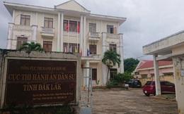 Cảnh cáo Cục trưởng Thi hành án dân sự tỉnh Đắk Lắk