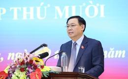 Bí thư Hà Nội trực tiếp điện thoại 'xử nóng' vấn đề cử tri nêu