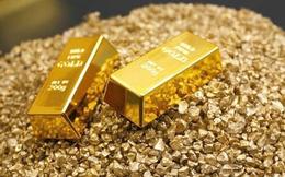 Giá vàng tiếp tục giảm mạnh trong phiên sáng nay