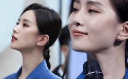 Khoảnh khắc lặng yên ngước nhìn tại sự kiện của Lưu Thi Thi gây sốt: Tựa nữ thần, zoom cận cảnh còn choáng hơn
