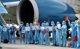 Đưa 226 công nhân Việt Nam từ Uzbekistan về nước