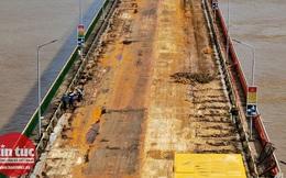 Đại diện Bộ Giao thông vận tải: Công nghệ sửa mặt cầu Thăng Long không phải của Trung Quốc