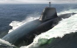"""Kế hoạch """"chôn"""" tàu ngầm hạt nhân của Anh ở Scotland"""