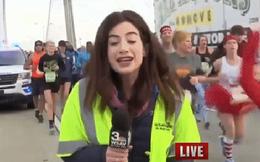 """VĐV chạy đường dài bị tuyên một năm tù treo, cấm thi đấu suốt đời sau hành động """"đáng xấu hổ"""" với nữ phóng viên ngay trên sóng truyền hình"""