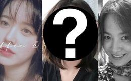 """Khoe mặt mộc tự nhiên cùng một thời điểm nhưng cả Song Hye Kyo và Goo Hye Sun đều thua trước """"mỹ nhân không tuổi"""" này"""