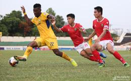 Chờ V.League 2020 trở lại, SLNA đấu giao hữu với Hồng Lĩnh Hà Tĩnh và Thanh Hóa