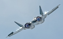 """Mang sức mạnh của """"súng bắn tỉa"""" trên không, chiến đấu cơ Su-57 của Nga có thể """"chọc thủng"""" lỗ hổng của Mỹ?"""
