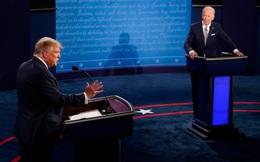 """""""Chảo lửa"""" tranh luận: Ông Trump và ông Biden không ai nhường ai, liên tục cắt lời, công kích cá nhân trực diện"""