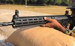 Lính tiền tuyến Ấn Độ được trang bị thêm 70.000 súng mới