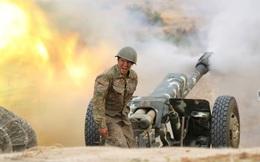 24h qua ảnh: Binh sĩ Armenia nã pháo hạng nặng trong cuộc chiến biên giới