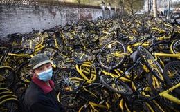 """Giúp tôi với: Người TQ sợ đến mất ngủ vì lời cầu cứu vang lên từ """"nghĩa địa"""" của """"xe đạp biết nói"""""""